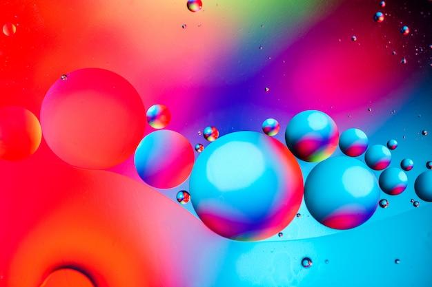 Estructura de la molécula abstracta