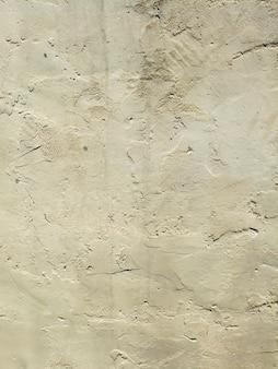 Estuco de yeso muro de hormigón