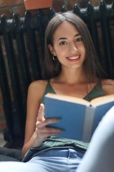 Estudiante en casa