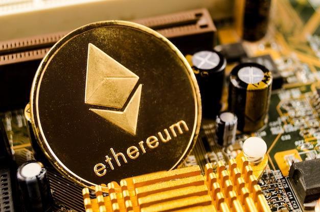Ethereum es una forma moderna de intercambio y esta moneda criptográfica.