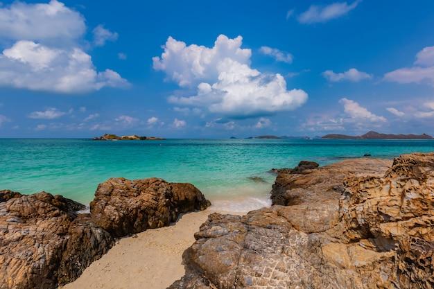Excursión de un día a la isla de samaesarn.