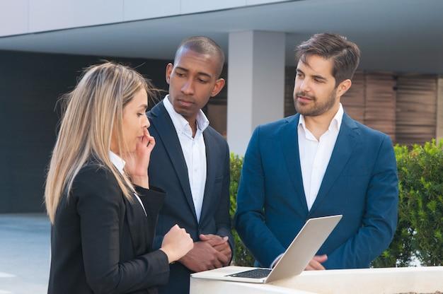 Expertos consultores líderes empresariales