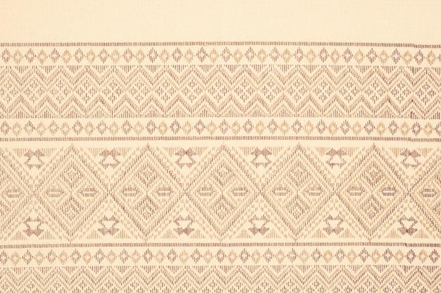Fabric texture close
