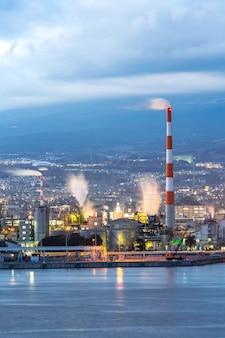 Fábrica de la industria de shizuoka