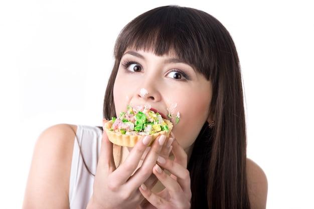 Falta de dieta