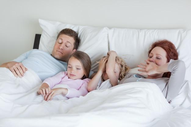 Familia despierta