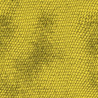 Fantástica textura de cuero dorado irreal