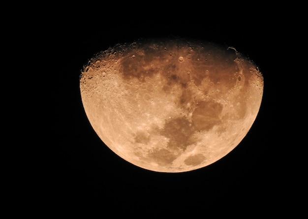 Fase de la luna amarilla