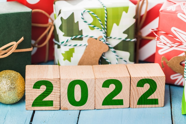 Feliz año nuevo 2022 navidad 2022