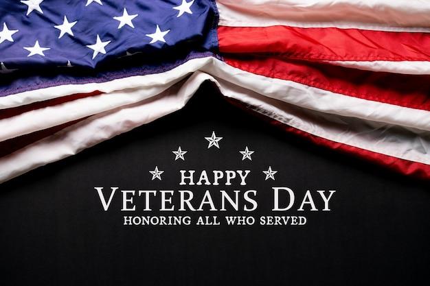 Feliz día de los veteranos.