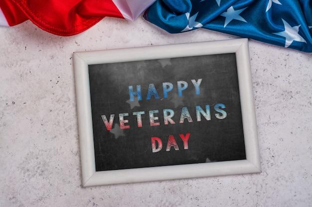 Feliz día de los veteranos