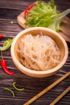 Fideos de vidrio de arroz
