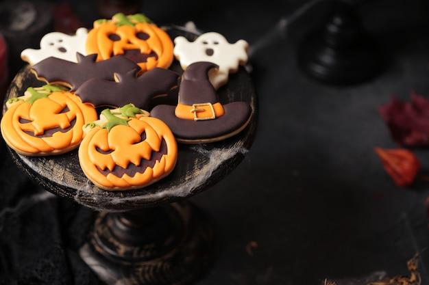 Fiesta de dulces de halloween