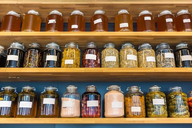 Asombroso Conjuntos Frasco Azul De Cocina Ideas - Ideas para ...