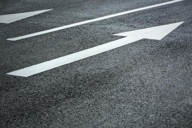 Flecha de carretera