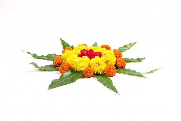 Flor de caléndula