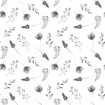 Flor de primavera flores de patrones sin fisuras