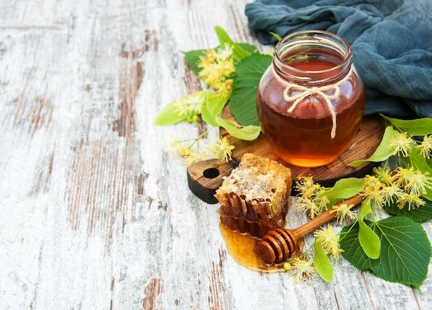 Flores de miel y tilo.