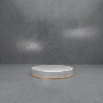 Fondo 3d para exhibición de productos