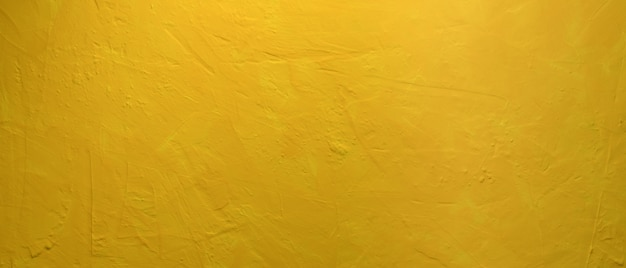 Fondo abstracto amarillo, hormigón con textura