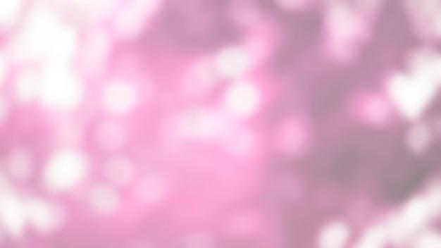 Fondo abstracto bokeh rosa.