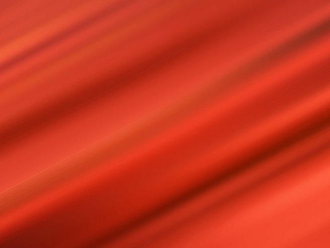 Fondo abstracto de tela roja