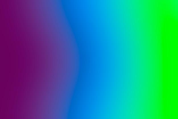 Fondo abstracto degradado borroso con colores primarios vivos