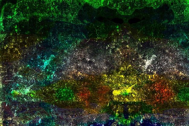 Fondo abstracto. doler aceite de colorido.