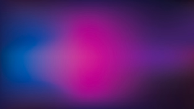 Fondo abstracto geadient rosado y azul oscuro mezclado colorido