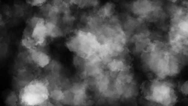 Fondo abstracto humo
