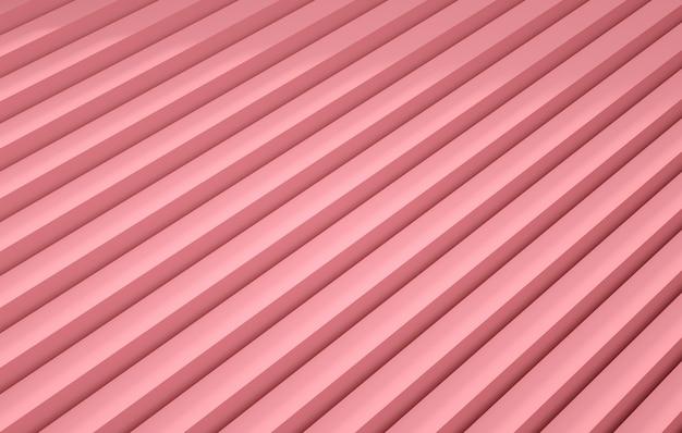 Fondo abstracto con líneas de rayas rosadas