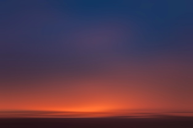 Fondo abstracto de naturaleza borrosa. nubes en movimiento borroso.