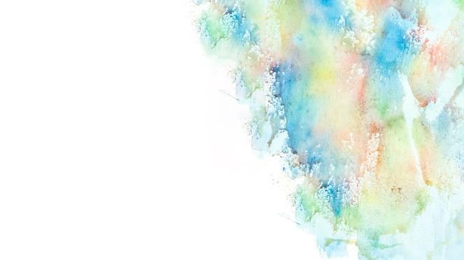 Fondo abstracto pintado cepillado