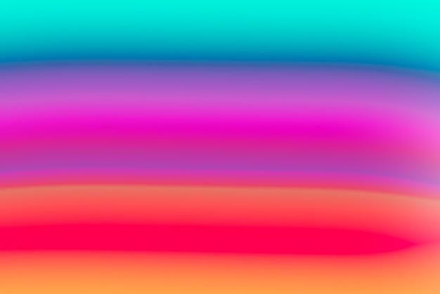 Fondo abstracto pop borrosa con vivos colores primarios