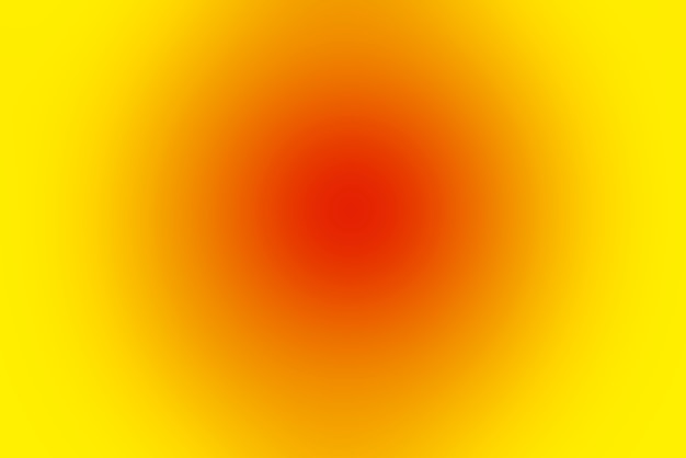 Fondo abstracto pop borroso con colores cálidos: rojo, naranja y amarillo