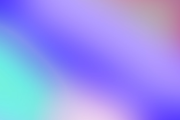 Fondo abstracto pop borroso con colores primarios vivos