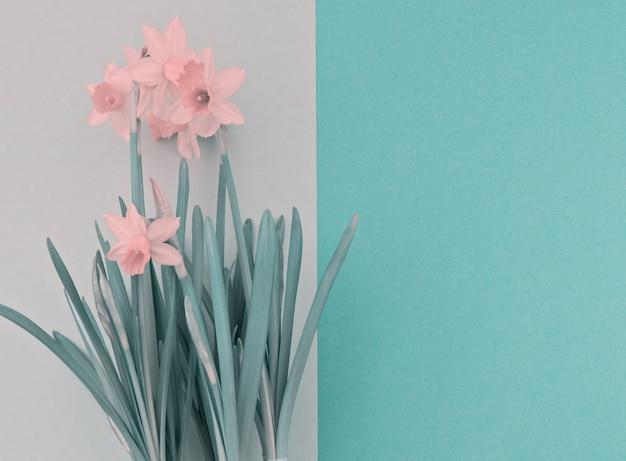 Fondo abstracto de primavera