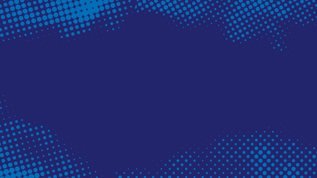 Fondo abstracto de semitono azul