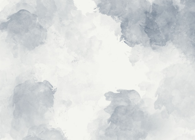 Fondo abstracto suave acuarela gris