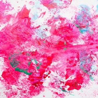 Fondo abstracto sucio de la textura del esmalte de uñas