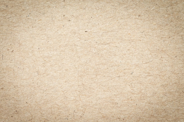 Fondo abstracto de textura de caja de papel marrón superficial