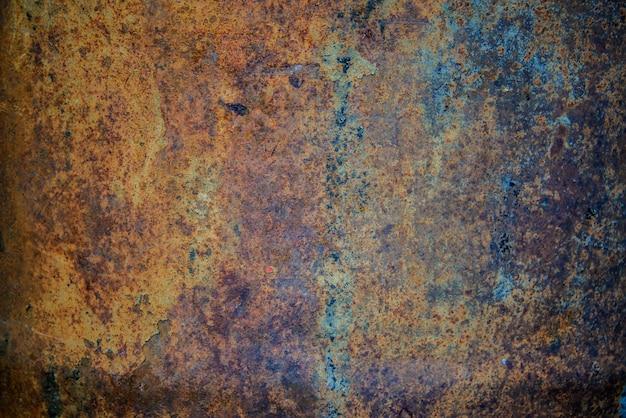 Fondo abstracto textura oxidada
