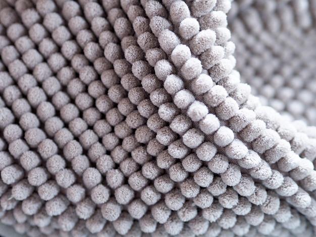 Fondo abstracto textura superficie poliéster nano
