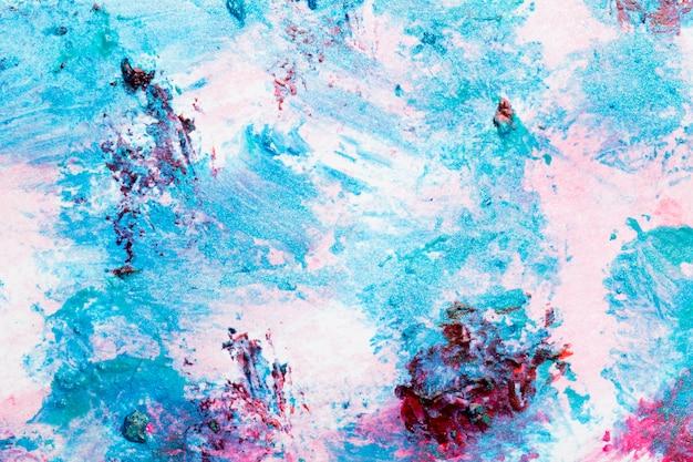 Fondo abstracto texturizado de esmalte de uñas.