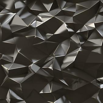Fondo abstracto de triángulos