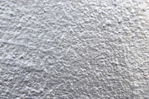 Fondo abstracto viejo grunge grieta textura de la pared de plata