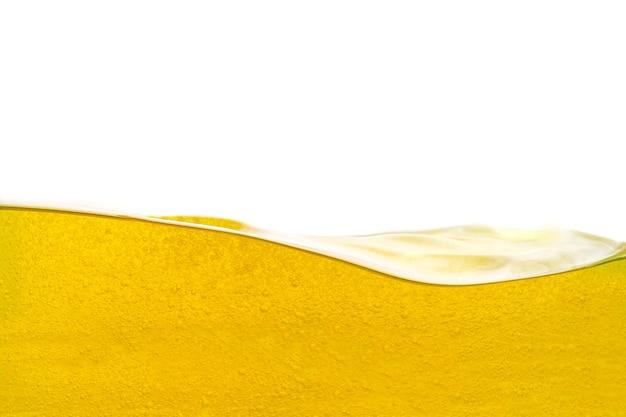 Fondo de aceite vegetal