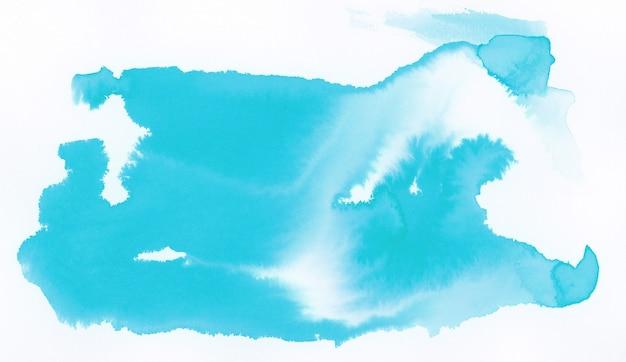 Fondo de acuarela azul