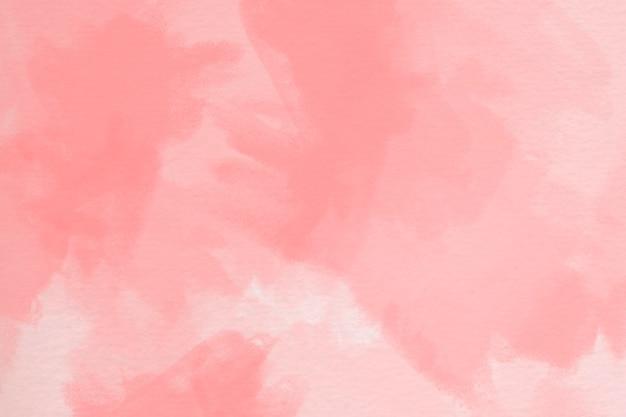 Fondo de acuarela pintada a mano con forma de cielo y nubes