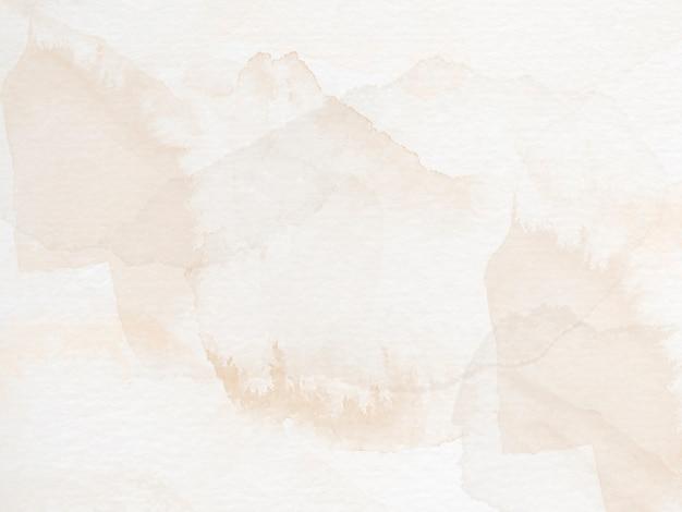 Fondo acuarela pintada a mano